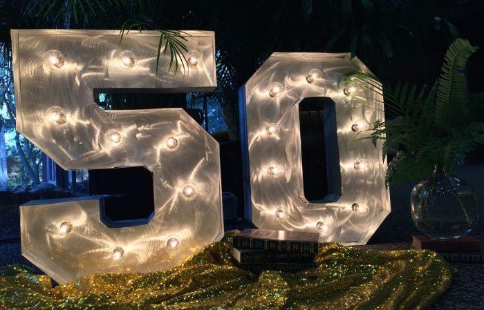 UoN 50th Gala