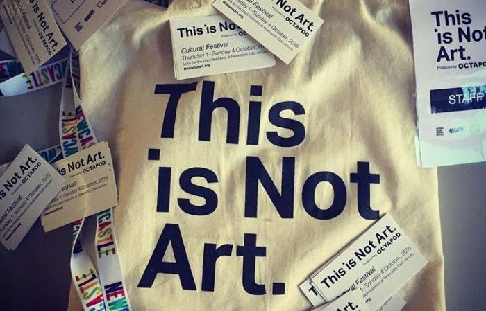 This is Not Art Festival