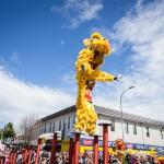 Jin Wu Kwoon Lion Dance  Newcastle