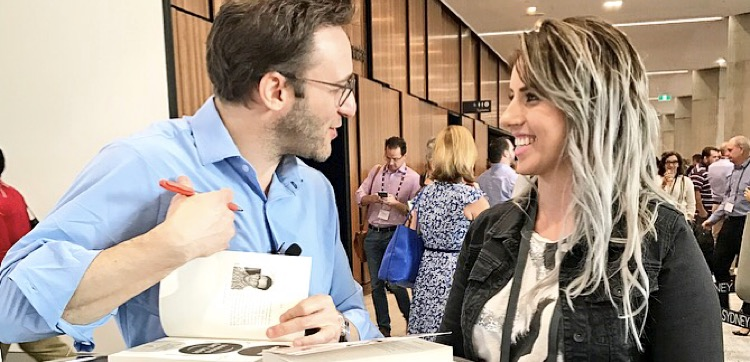Simon Sinek Talks to Bec