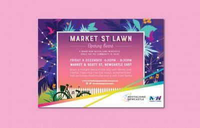 Market St Lawn
