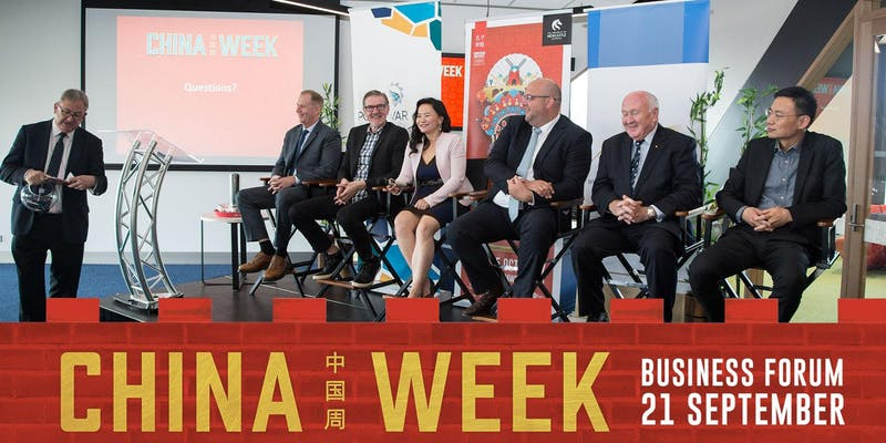 China Week Business Forum 2018